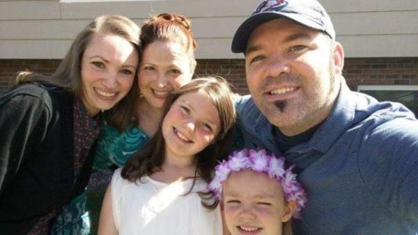 DaNia Mortimer family